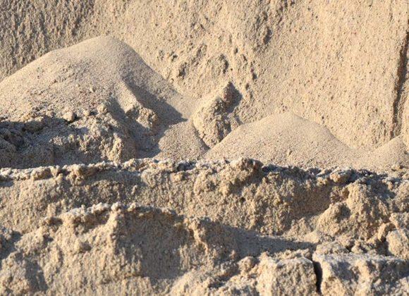 piasek płukany 0-2 mm